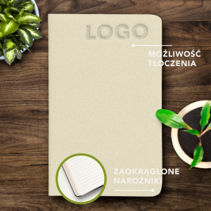 ECO NOTES ALCANTARA - Vanilla